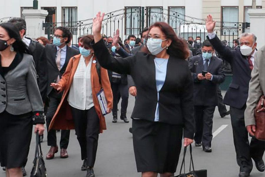Bermúdez: Gobierno tiene tarea de reconstruir la relación entre la PNP y la ciudadanía