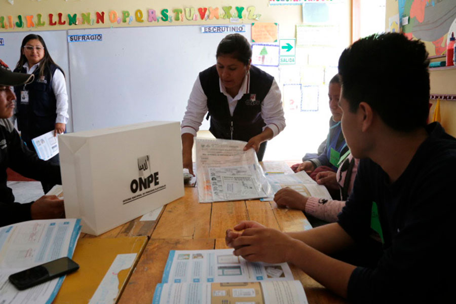 Elecciones 2021: Gobierno ratifica que serán el 11 de abril