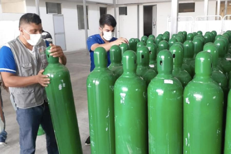 Balones de oxígeno: recomendaciones para una buena compra