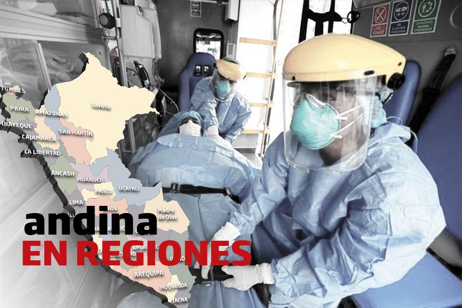 Coronavirus en Perú: se registra pico más alto de fallecidos en lo que va del año en La Libertad