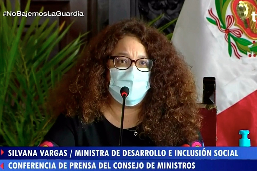 Ejecutivo impulsará entrega de canastas alimentarias a población vulnerable