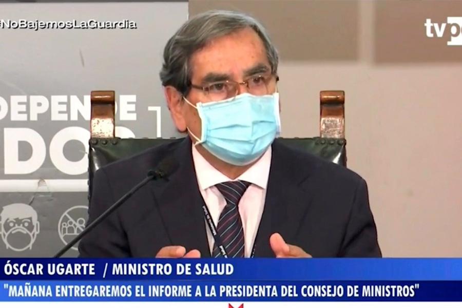Informe sobre vacunación irregular es insumo fundamental para recuperar confianza del país