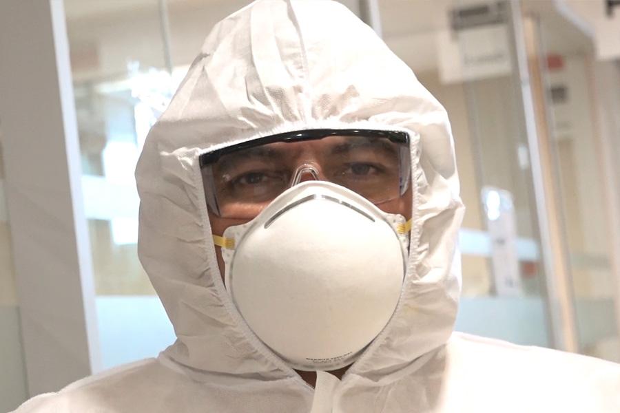 """Historias en pandemia: """"aprendimos sobre la marcha a manejar el covid-19 en niños"""""""