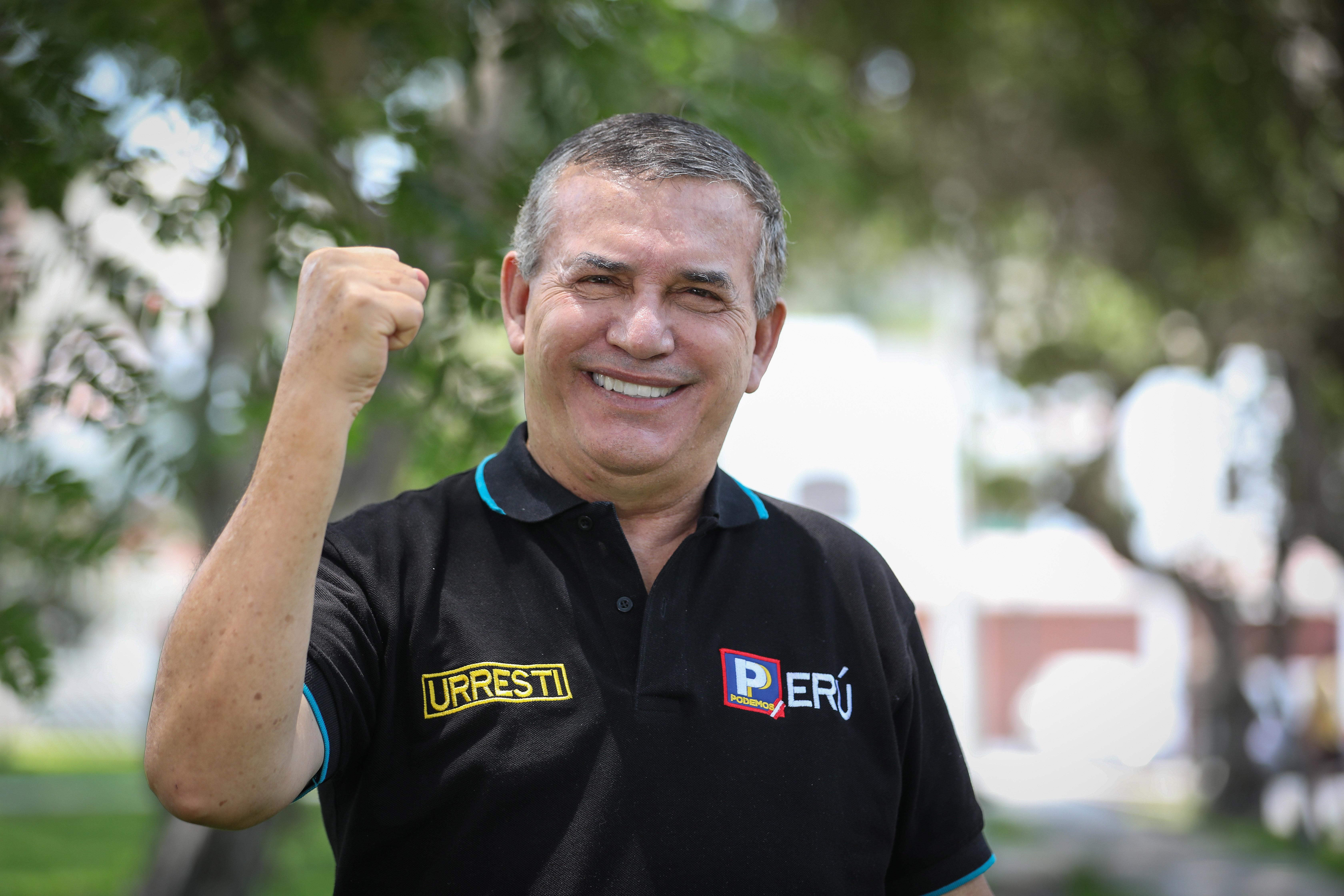 Habla candidato: conoce las propuestas de Daniel Urresti