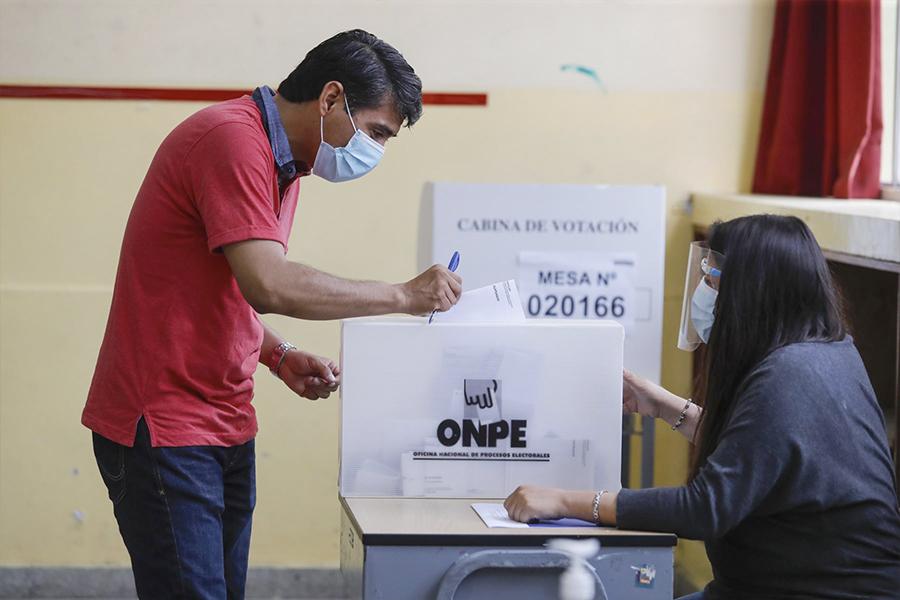 Elecciones 2021: miembros de mesa serán capacitados de forma virtual o presencial