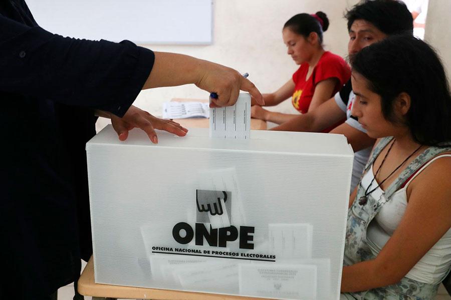 ¿Cuándo es voto válido, nulo, blanco o impugnado?