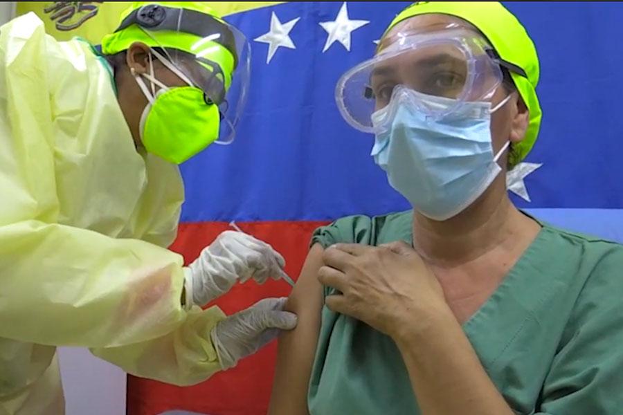 Venezuela pagó más del 50% para adquirir 11 millones de dosis contra la covid-19