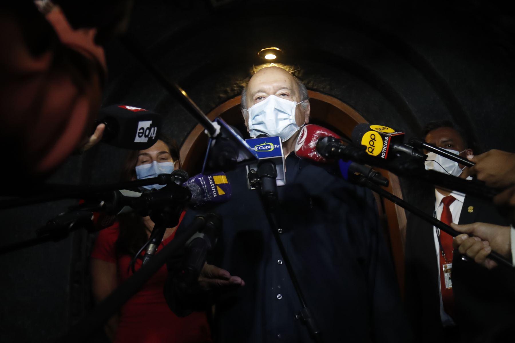 Elecciones 2021: Hernando de Soto esperará con prudencia cifras oficiales de ONPE