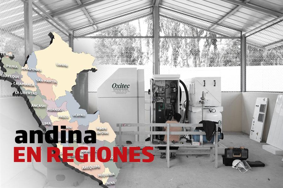 Coronavirus en el Perú: Cusco: se instalará segunda planta de oxígeno para pacientes covid-19