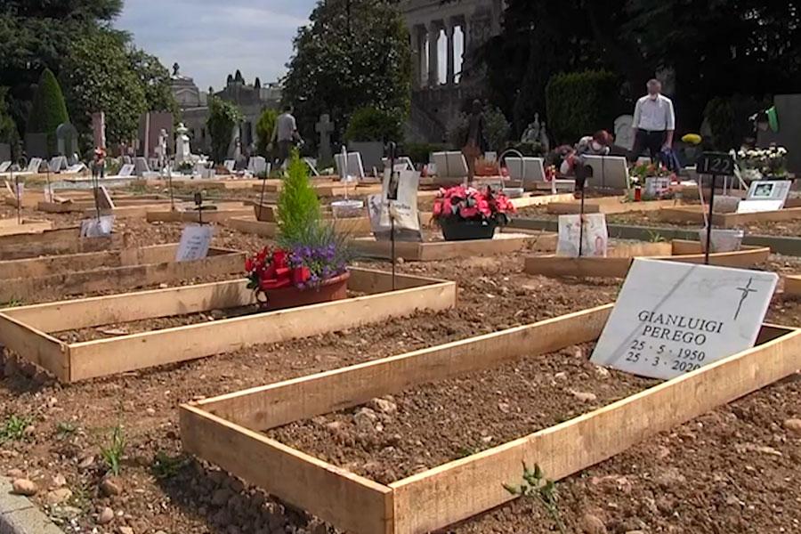 Europa superó el millón de muertos por covid-19