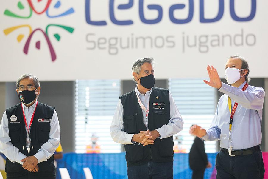 Este viernes inicia vacunación de mayores de 80 años en Lima y Callao