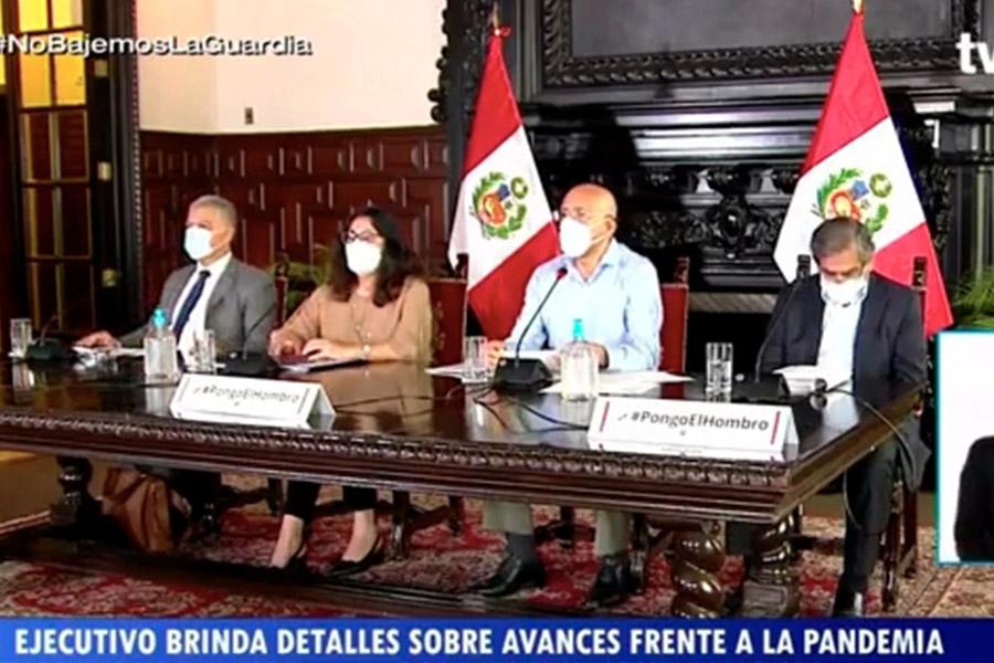Gobierno demandará ante el Tribunal Constitucional la ley contra la usura financiera
