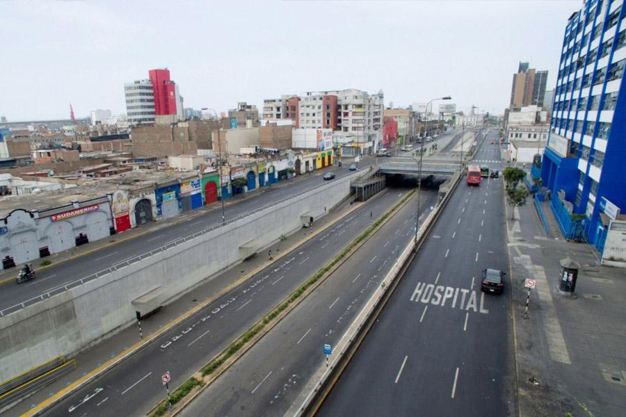 Lima Metropolitana regresa a riesgo extremo y vuelve inmovilización los domingos