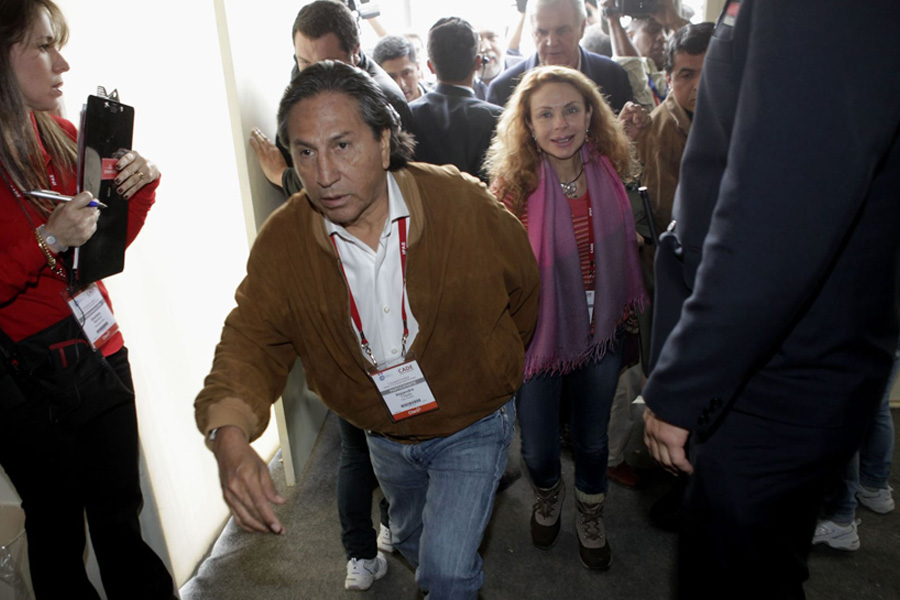 Consejo de Ministros aprobó extradición de Alejandro Toledo y Eliane Karp