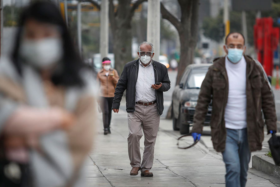 41 cuadras del centro histórico de Lima serán peatonalizadas
