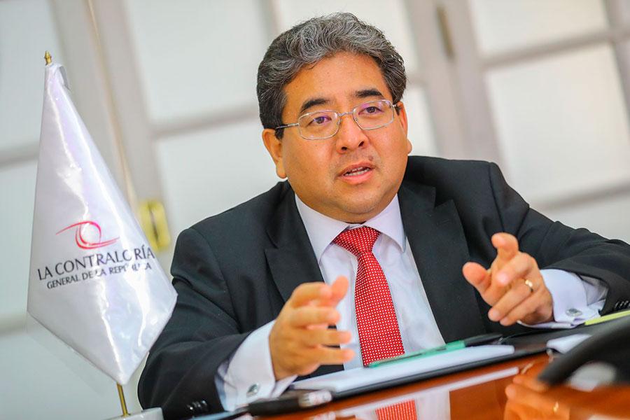 Contraloría identifica responsabilidad en 377 funcionarios en manejo de pandemia