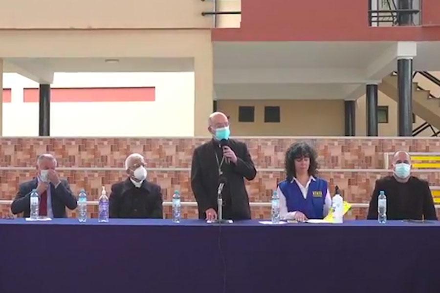 Iglesias y organizaciones civiles piden a candidatos respetar la democracia