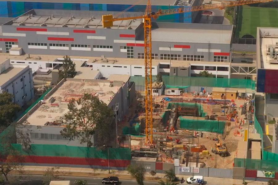 Así será el primer Centro Especializado en Medicina deportiva del Perú