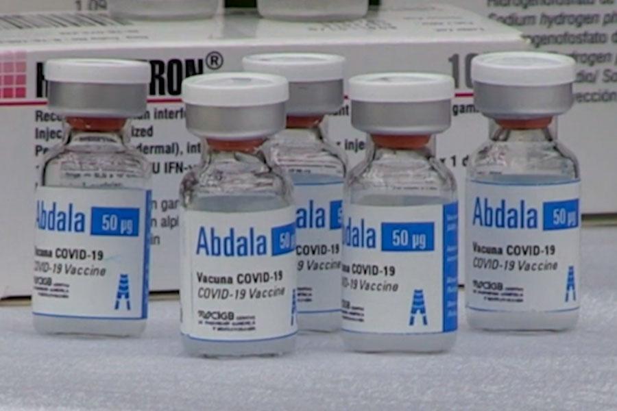 Cuba empieza vacunación contra la covid-19 con sus propias vacunas
