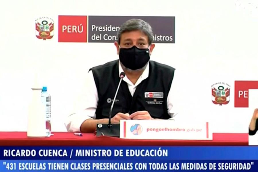 Cuenca: Hay 431 escuelas funcionando en la modalidad semipresencial