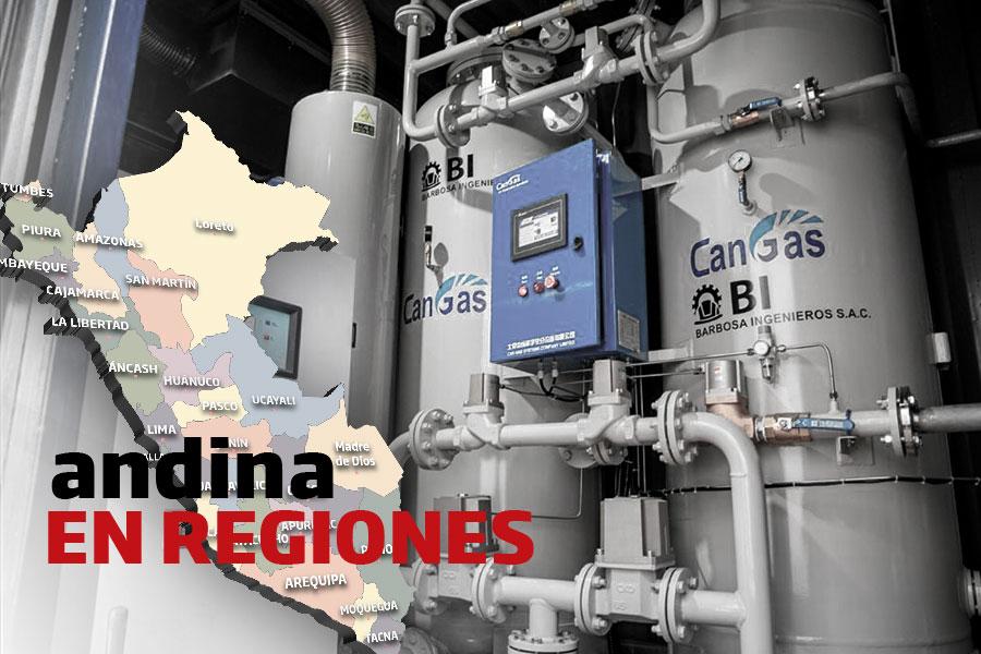 Coronavirus en Perú: amplían capacidad de producción de planta de oxígeno en hospital municipal