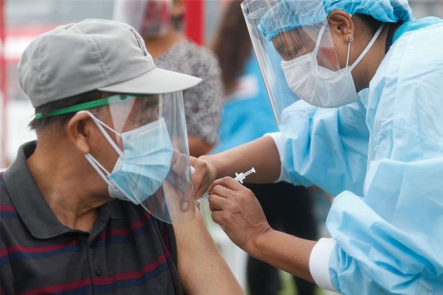 Perú ya aplicó 2 millones 368,317 dosis de la vacuna contra covid-19
