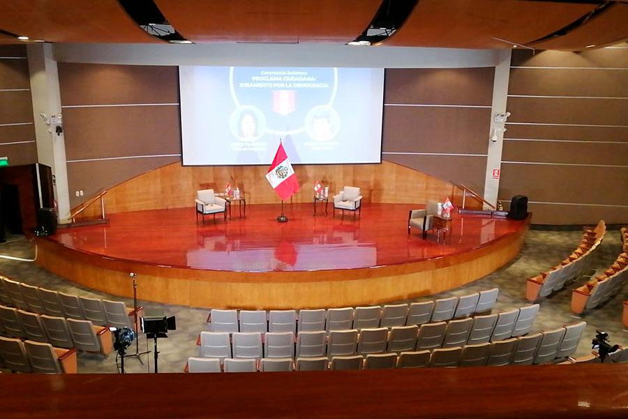 Candidatos a la presidencia jurarán Proclama Ciudadana