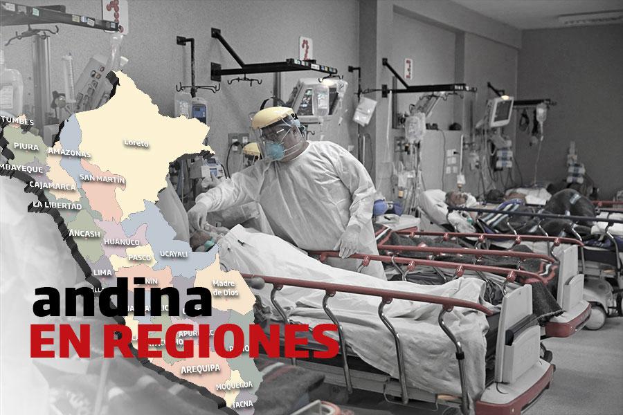 Coronavirus en Perú: muertes por covid-19 ya casi duplican a cifras del 2020 en Cusco
