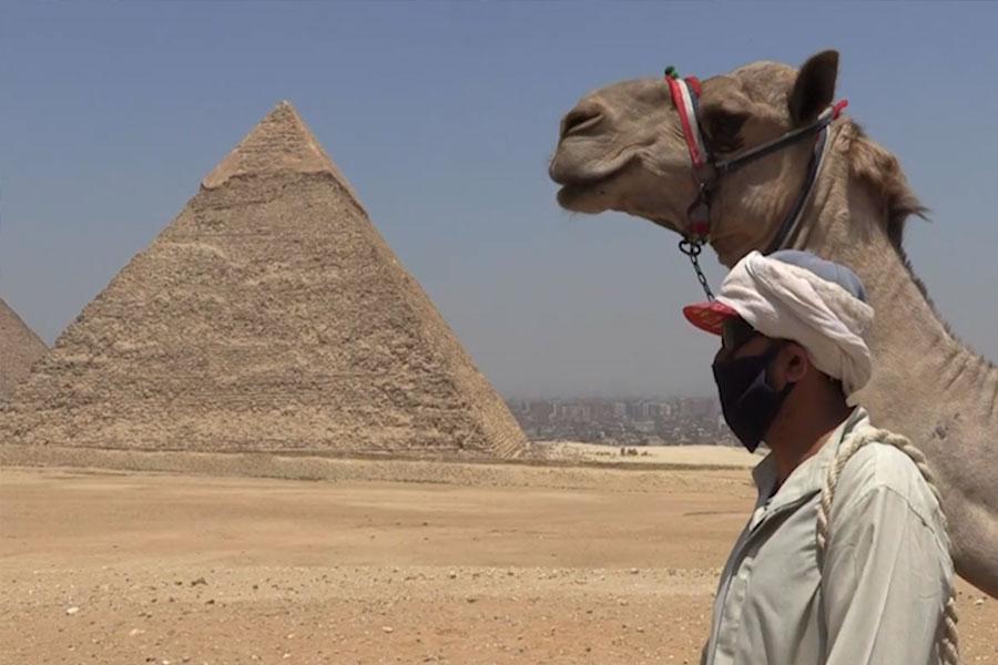 Egipto priorizará a empleados del sector del turismo para vacunación contra covid-19