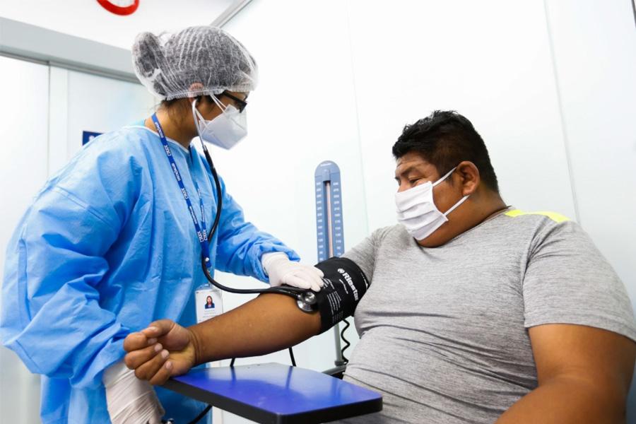 Uno de cada cuatro adultos padece de hipertensión arterial en el Perú