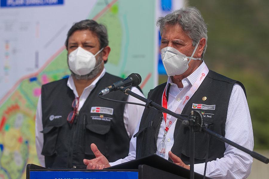 Sagasti: Próximo presidente asumirá el Gobierno tras un proceso limpio y transparente