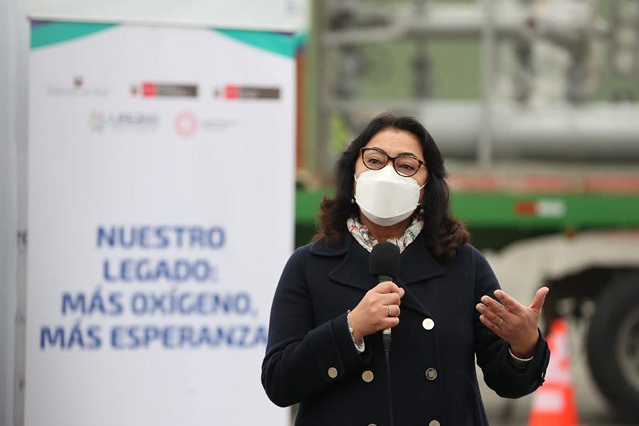 Violeta Bermúdez: Debemos dejar que el JNE culmine su trabajo