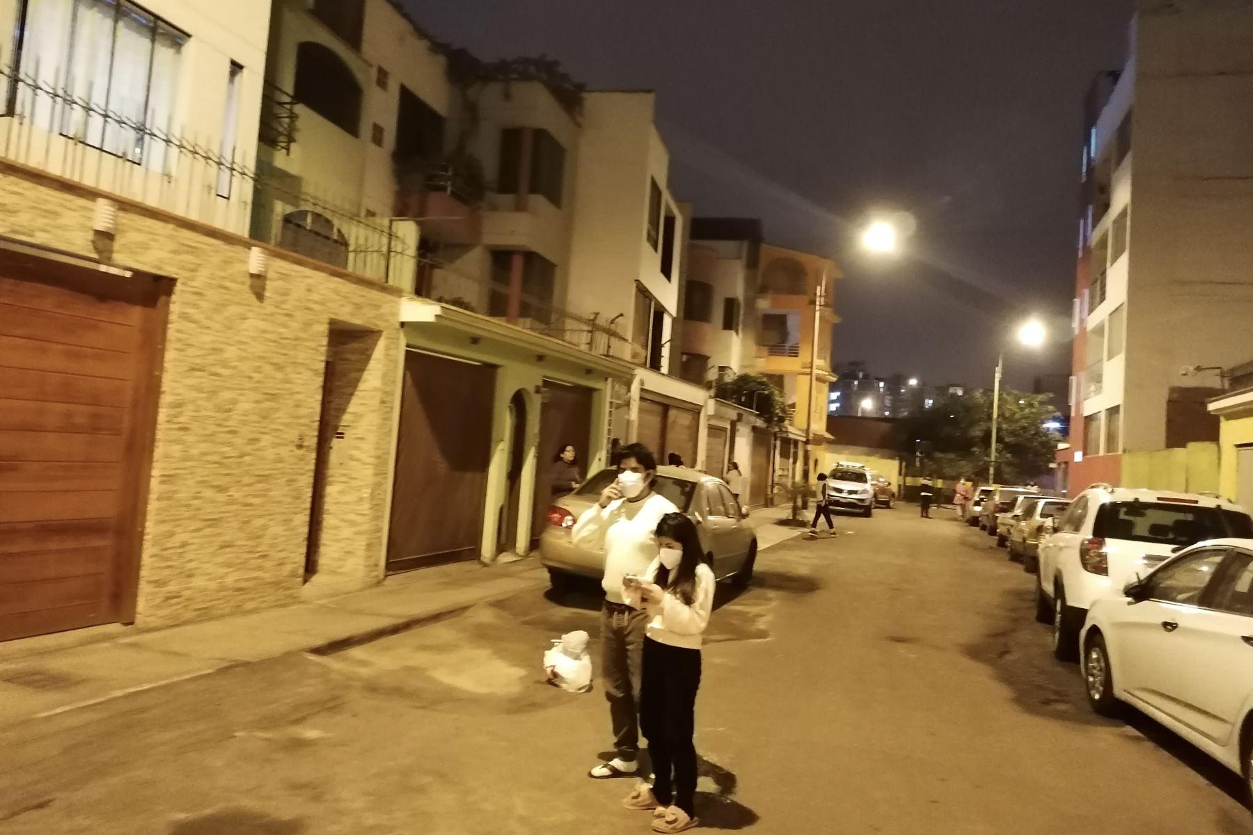 Temblor en Cañete: reportan 10 heridos en Mala producto del sismo de magnitud 6