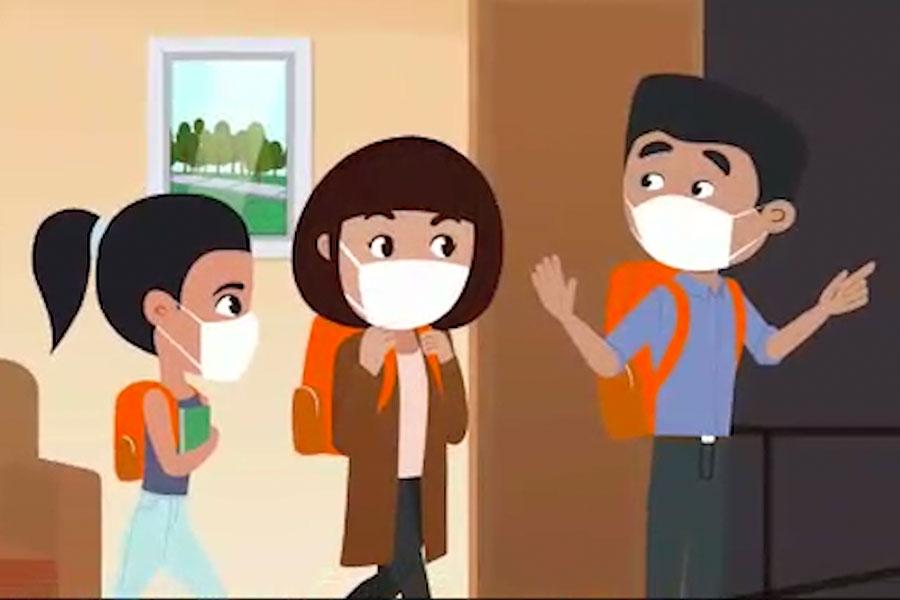 Simulacro: Indeci invita a elaborar su plan de emergencia familiar