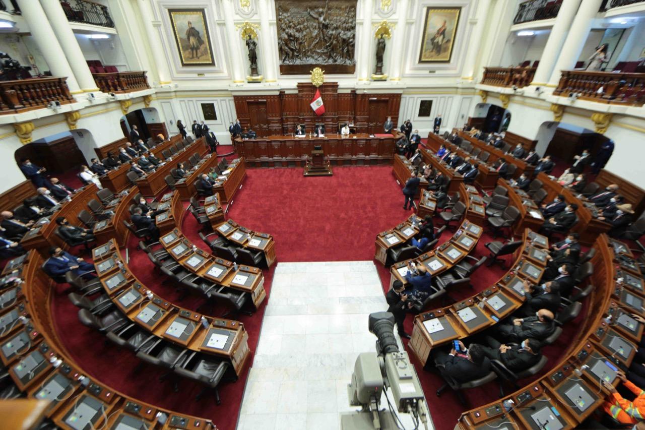 Congreso: juramentaron los nuevos parlamentarios