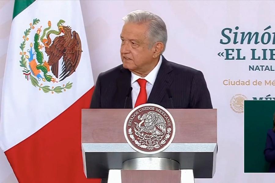 Presidente de México propone creación de organismo de integración regional que sustituya a OEA