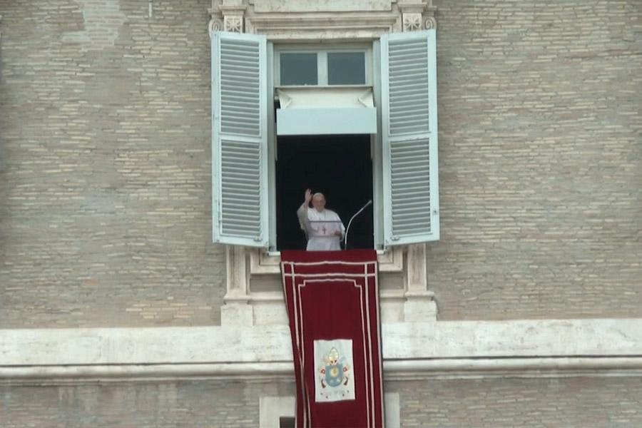 """Papa Francisco confía en que Tokio 2020 sea """"una señal de esperanza"""" en medio de la pandemia"""
