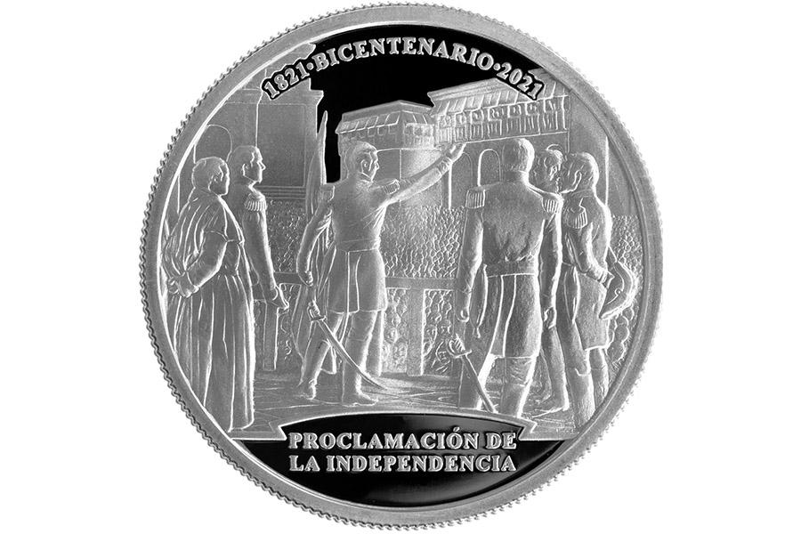 Bicentenario: BCR y la moneda de plata para coleccionar