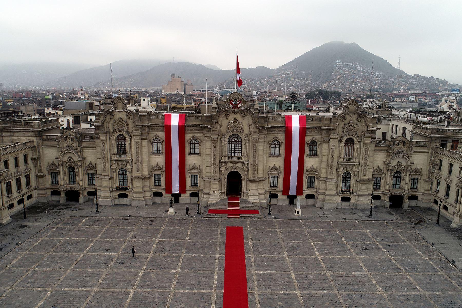 Presidente Castillo: no gobernaré desde la casa de Pizarro