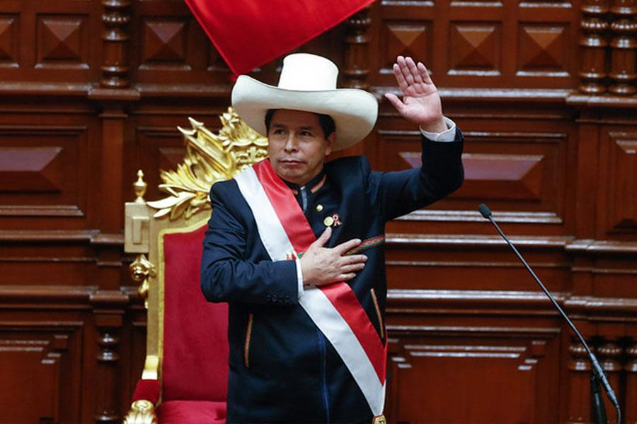 Presidente Castillo convoca a todos los sectores a reconstruir la unidad nacional