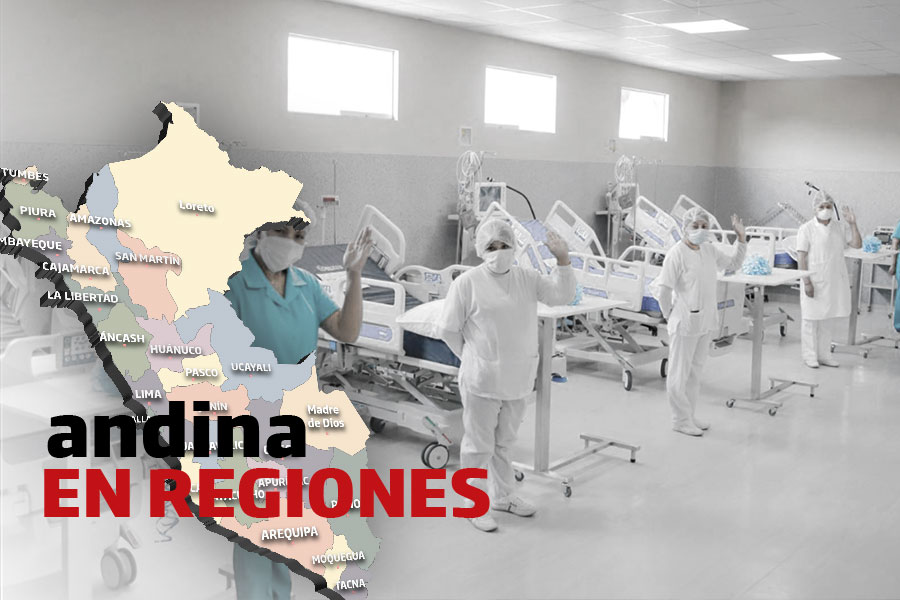 Coronavirus en Perú: desciende número de fallecidos y casos en Arequipa