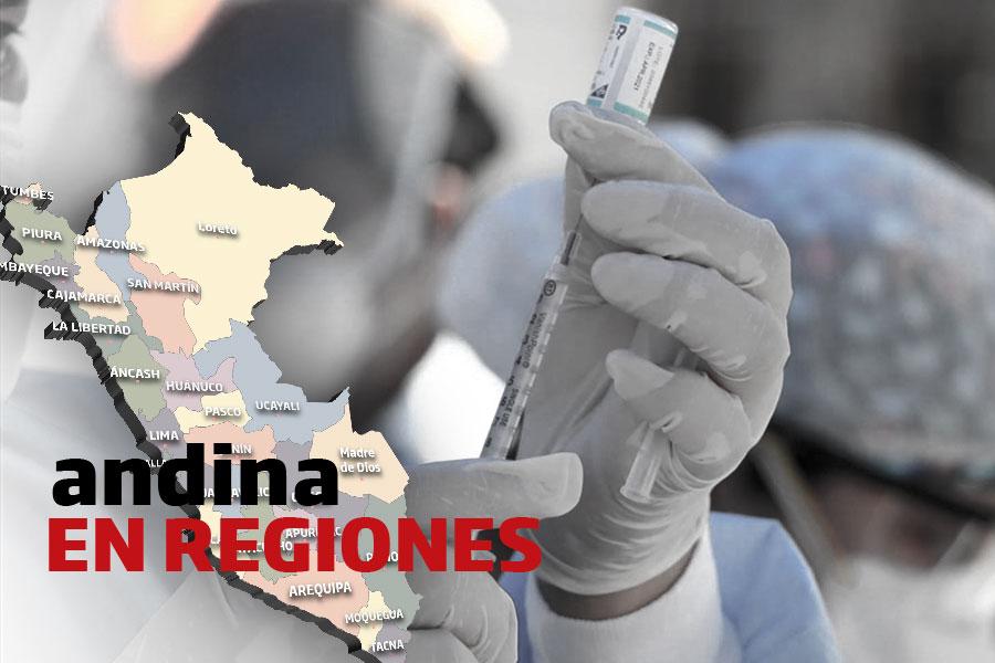 Coronavirus en Perú: aplican segunda dosis a personas de 48 y 49 años en Arequipa