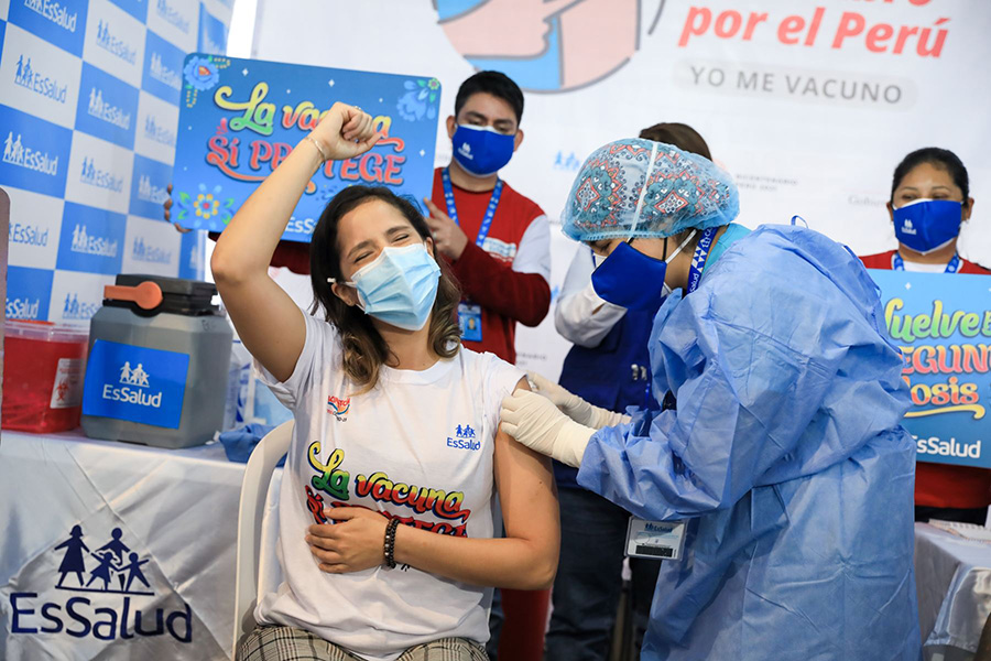 Vacunación: licencia laboral hasta 4 horas para trabajadores