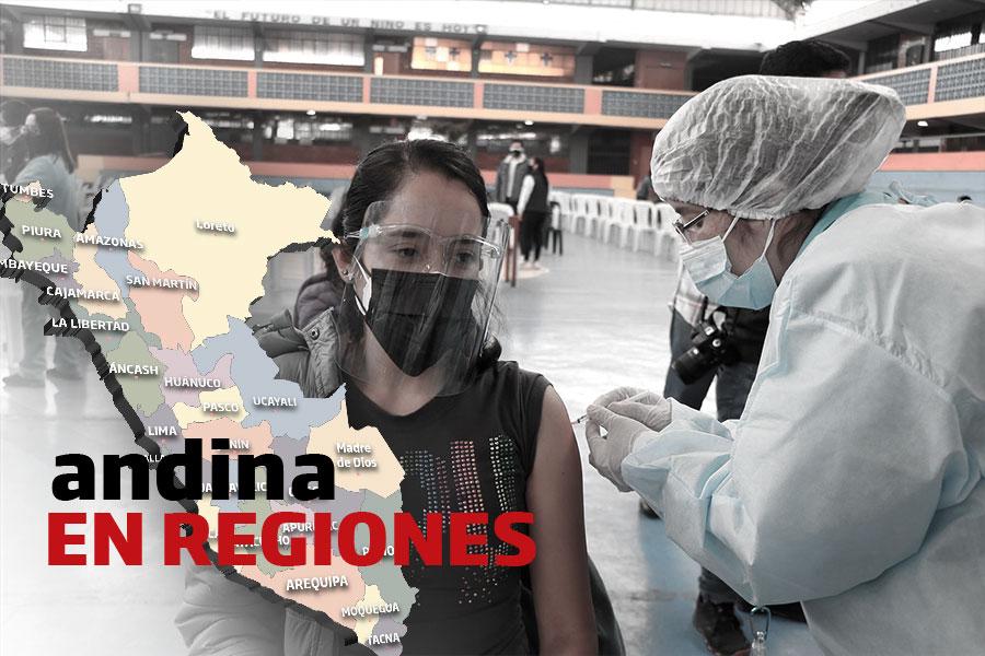 Coronavirus en Perú: inicia vacunación masiva en Áncash para mayores de 20 años