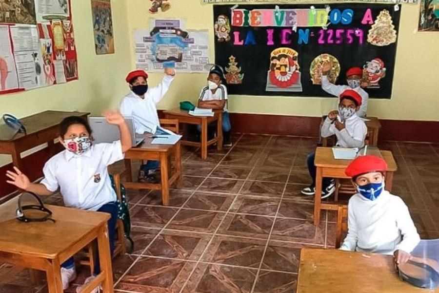 Clases semipresenciales: 10 colegios de Lima se sumarían en breve al plan piloto