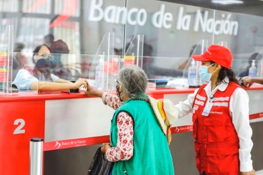Bono Yanapay Perú: Banco de la Nación pagará a 8 millones de beneficiarios