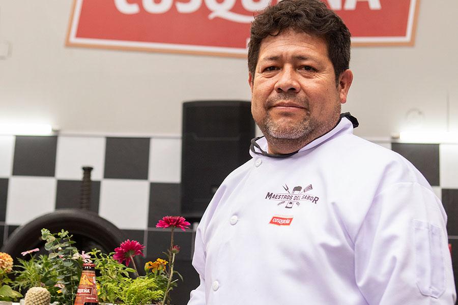 Víctor Gutiérrez: el chef peruano con dos estrellas Michelín visita el país