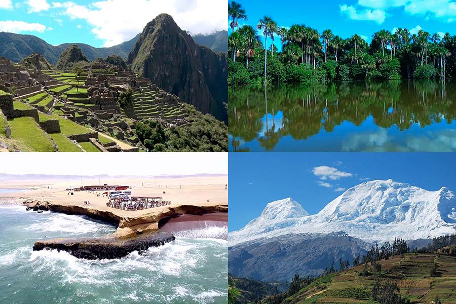 10 destinos turísticos del Perú que no puede dejar de conocer
