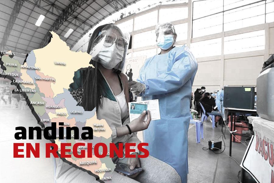 Coronavirus en Perú: vacunan en Cusco a mayores de 18 a 29 años
