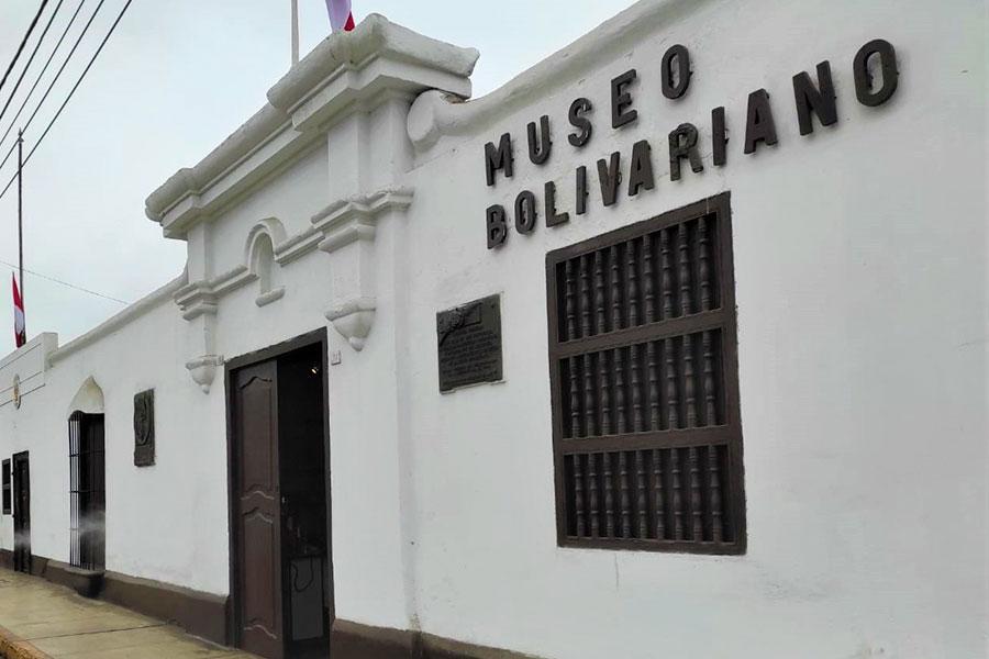Museo Bolivariano: aquí se redactó el primer diario El Peruano